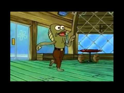 Spongebob Squarepants | Rev Up Those Fryers [Twerk Track] | @RealDealRaisi_K