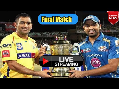 IPL 2018 Final | CSK Vs SRH | Live Streaming Match Video & Highlights | 27 May 2018