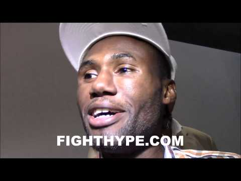 NICHOLAS WALTERS DISCUSSES KO OF NONITO DONAIRE IT WAS A LOT OF BRAIN IN THE FIGHT