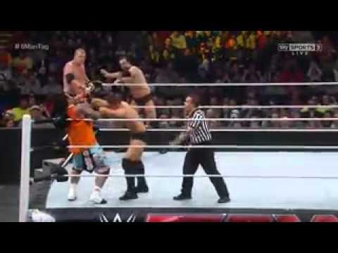 Wwe Monday Night Raw 08.12.2014 Full Show video