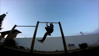 Calisthenic Bar (GoPro Test)