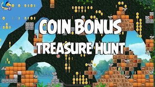 Angry Birds Rio Coin Bonus Level Treasure Hunt 3 Star Walkthrough mp4