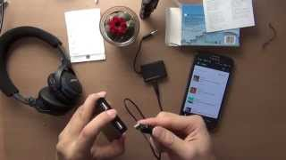Bluetooth Audio transmitter connect to Bose SoundLink on-ear #1