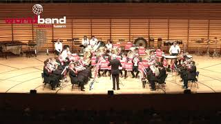 Arnhem, A  E  Kelly - Brass Band 13 Etoiles - Swiss Open Contest 2017