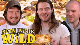 Andrew W.K. and Sean Evans Recreate Pizza Hut Classics | Sean in the Wild