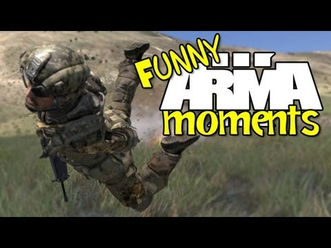 Funny Arma 3 Moments