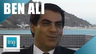 Spéciale Tunisie : interview du président Ben Ali
