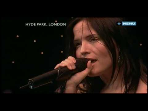 The Corrs - What Can I Do -  Proms In The Park