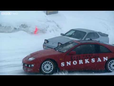 Top Gear: The Ice Race - Series 13 Episode 5 - BBC Two