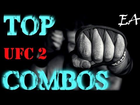 UFC 2 Гайд по стойке Топ моих комбинаций!TOP COMBOS Baltsevantonio