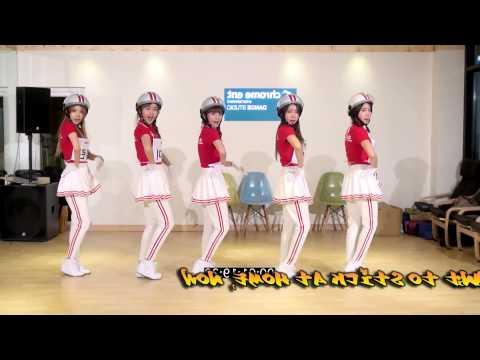 開始線上練舞:Bar Bar Bar(鏡面版)-Crayon Pop | 最新上架MV舞蹈影片