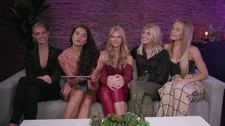 The cast of E! Entertainment's Model Squad was live from  Facebook  NYC