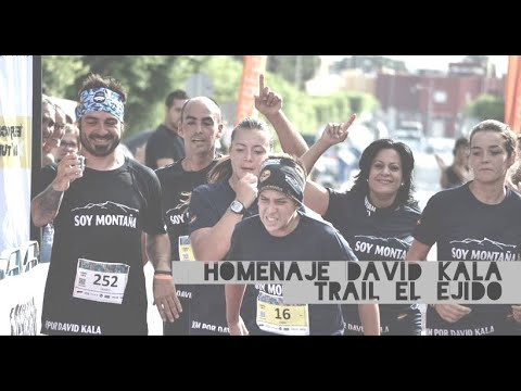 witl trail El Ejido + Homenaje David Kala | Soy Montaña