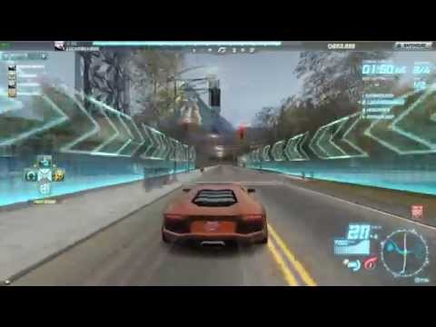 Need For Speed World - Lamborghini Aventador VS Pagani Zonda Cinque VS Porsche 911...
