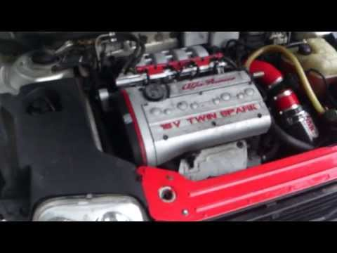 HD walkaround of Alfa Romeo GTV 2.0 Twinspark