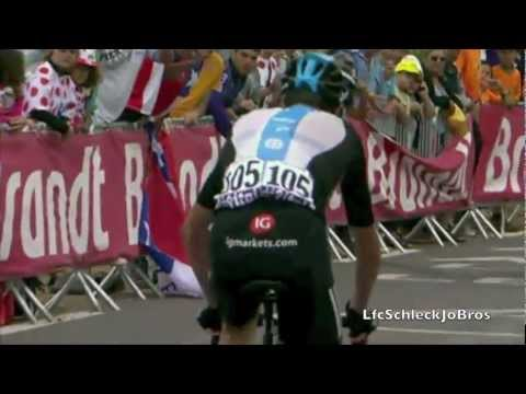 Chris Froome - Tomorrow Will Be Mine