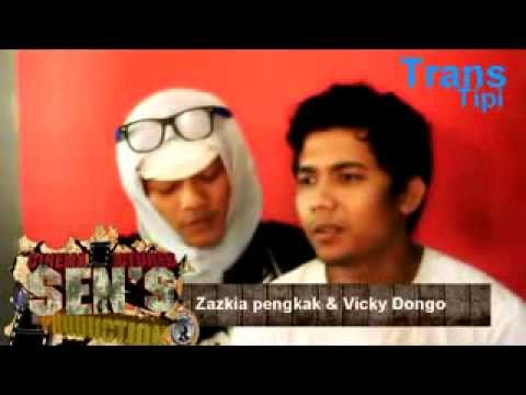 Video Parodi Wawancara Kocak Vicky Prasetyo & Zaskia Gotik by @Suseno Haryanto
