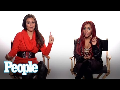 Snooki & Jwoww Compare Wedding Plans