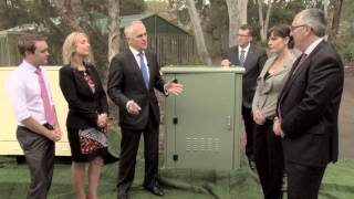 NBN and Telstra Agree on Joint FTTN Deployment