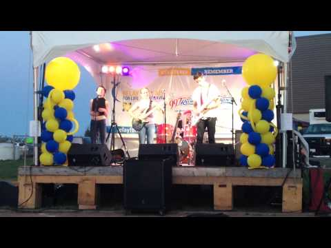 Razz - Kiss And Tell (original Song) Live video