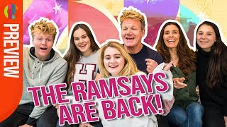 BRAND NEW! | Matilda And The Ramsay Bunch | Series preview!