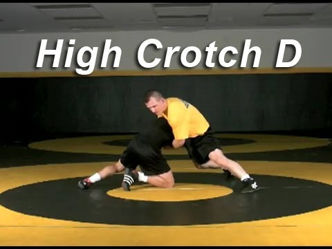 High Crotch Defense KOLAT.COM Wrestling Instruction Techniques Moves Image 1