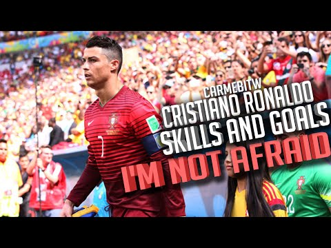 Cristiano Ronaldo - Skills And Goals - I'm Not Afraid | HD