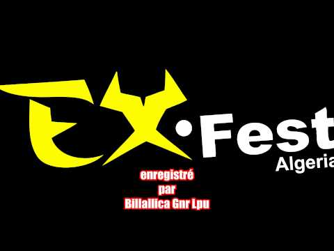 EX.Fest Algeria & Sharaeen & THOWAR a la Radio lbahja