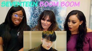 SEVENTEEN BOOMBOOM MV REACTION TIPSY KPOP REACTION