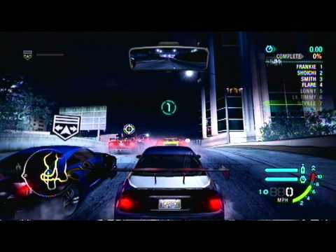 DFIMessyYeti On Need For Speed Carbon Bmw M3 GTR Gameplay