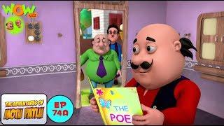 Humpty Dumpty - Motu Patlu in Hindi - 3D Animation Cartoon for Kids -As seen on Nickelodeon