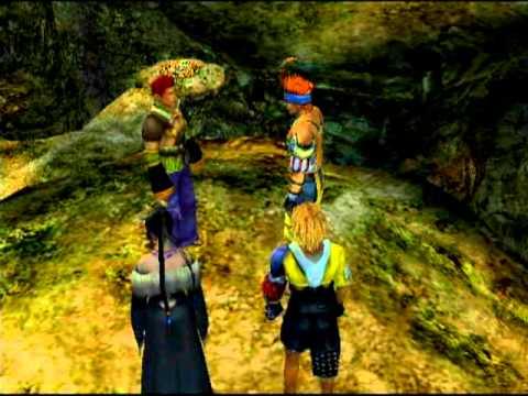Misc Computer Games - Final Fantasy X - Sight Of Spira