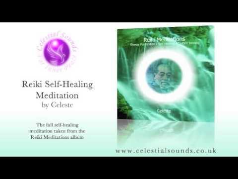 Reiki Self Healing Meditation By Celeste
