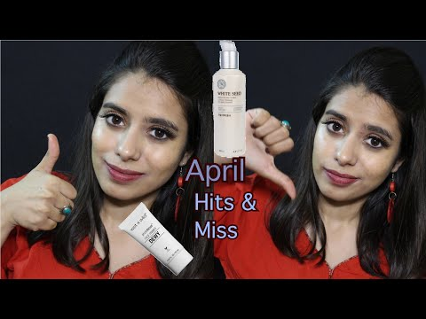 April Favorites 2018 | HITS & MISS | Makeup , skincare | Indian Youtuber | Aarthi Raman