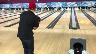 Steve Donke Bowling a 299 Game 1/7/15