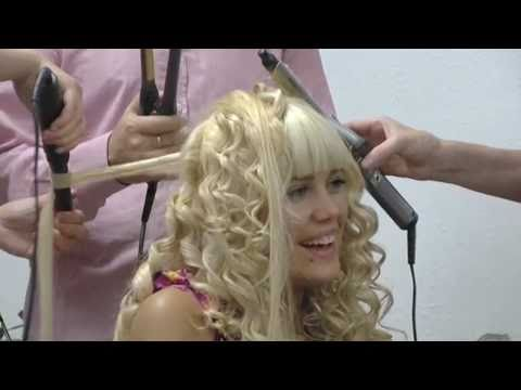 Hairdreams New Styles 2011 - Shooting making of