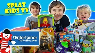 No Budget Challenge Toy Haul Unboxing