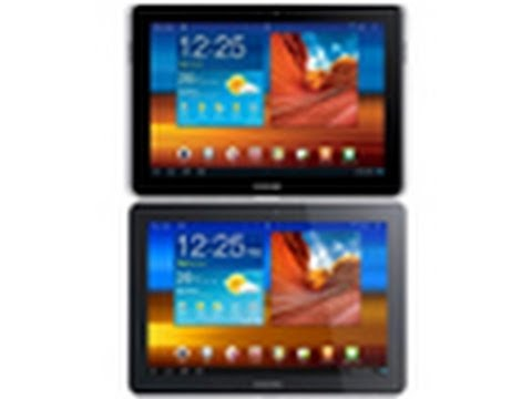 Apple BAN Samsung Galaxy Tab 10.1N In Germany? First 10.1 Now This Version!