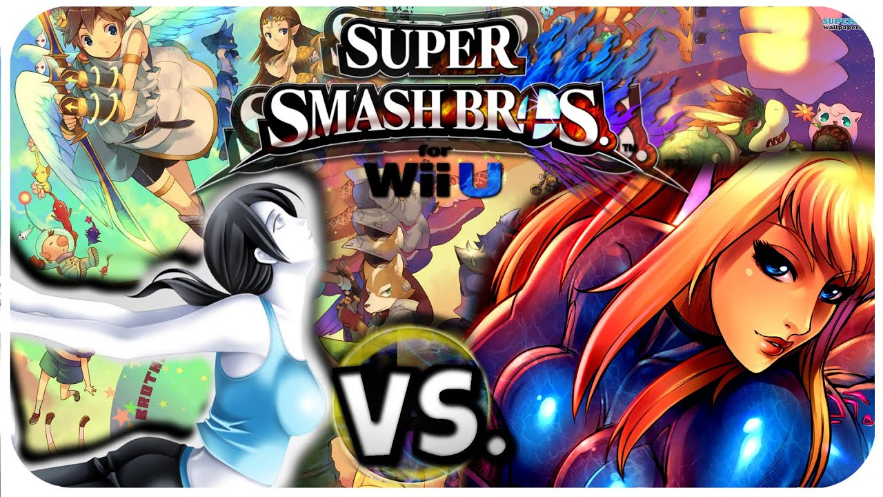 WII FIT TRAINER VS  ZE...