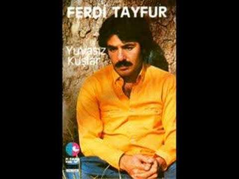 FERDİ TAYFUR AYRILACAĞIM http://ferdibaba.nostalji.org