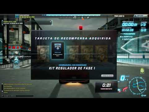 Mejora de rendimiento para Need for speed World