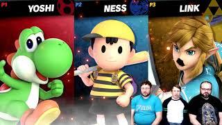 Smash of Ages - Brotrio Plays Super Smash Bros Ultimate
