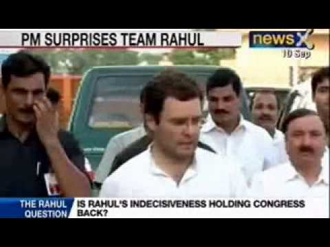 NewsX: Wrong timing of Prime Minister remark for Rahul Gandhi - Digvijaya Singh