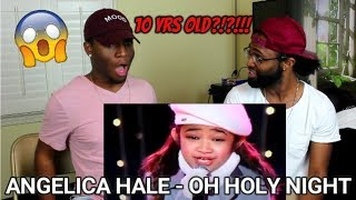 Angelica Hale O Holy Night 10 Years Old Reaction