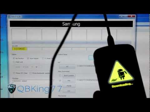 Video: How to Unroot / Unbrick the Samsung Epic 4G - Latest