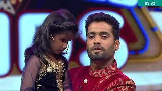 Amazing performance   blind girl Sahana  Kiladi ki