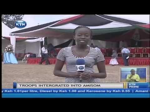 Uhuru Kenyatta : We will not be cowed by terror