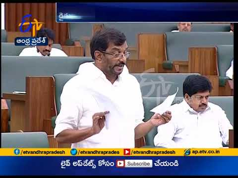 Centre Failed to Provid MSP to Crops | Minister Somireddy | At Assembly