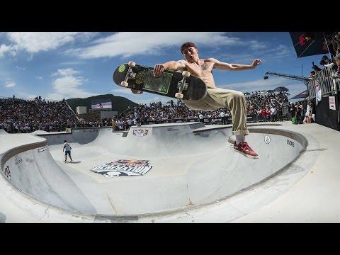 Bowl Skating in Pedro Barros' Legendary Backyard | Red Bull Skate Generation 2015