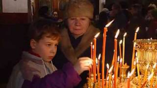 01 - Today Christ (Russian Christmas)